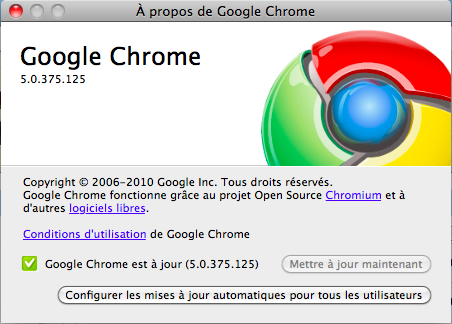 Chrome Stable