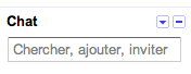 Modification de la section Contact de Gmail