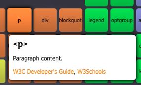 Insertion des éléments HTML5