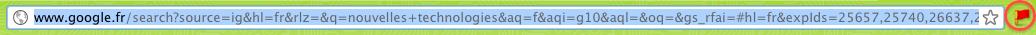 Signaler du spam directement dans Chrome