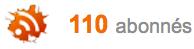 Affichage du nombre d'abonnés RSS