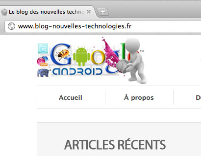 Logo pour le blog Design-Folio - Version 2