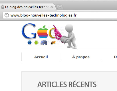 Logo pour le blog Design-Folio - Version 4