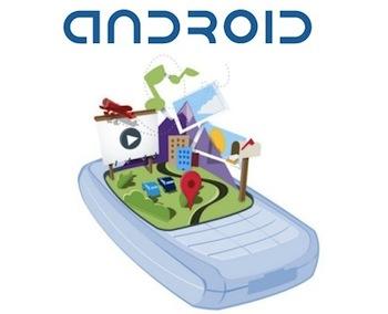 Top 10 des applications Google (Google Apps) en 2010 - Android