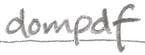 dompdf, un outil puissant pour convertir de l'HTML vers PDF en PHP - Logo dompdf