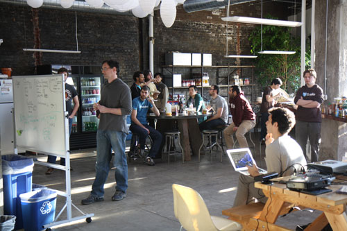 Dropbox et Google Docs, une intégration en chemin ? - Dropbox Hack week