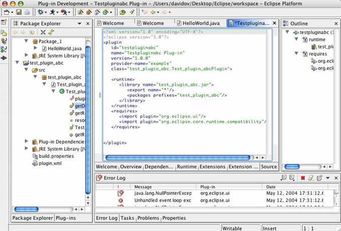 Eclipse annonce la plate-forme Orion, une distribution 'cloud computing' - IDE de bureau