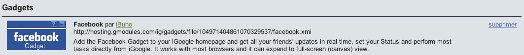Vous voulez intégrer Facebook dans Gmail ? Désormais c'est possible - Gadget Facebook