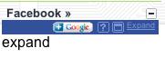 Vous voulez intégrer Facebook dans Gmail ? Désormais c'est possible - Widget Facebook
