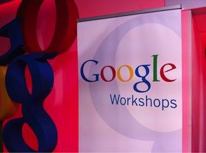 Interview de Google et retour sur leurs Workshops à LeWeb'10 - Direction les workshops