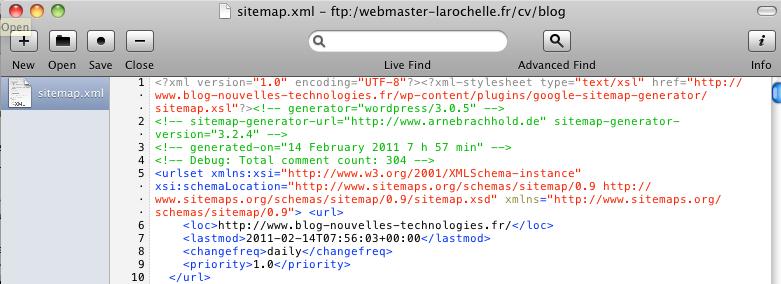 Pourquoi et comment créer un sitemap ? - Sitemap en XML