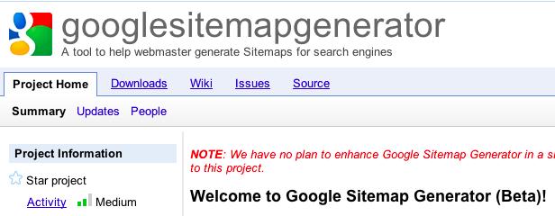 Pourquoi et comment créer un sitemap ? - Google Sitemap Generator