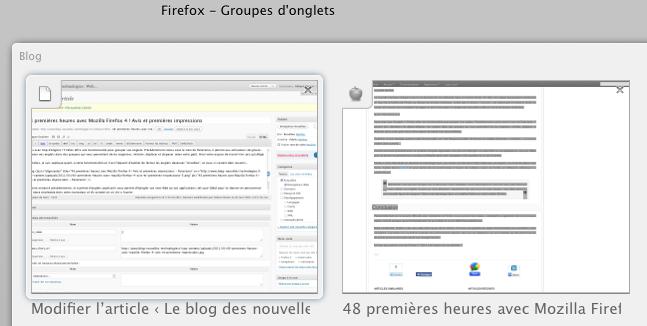 48 premières heures avec Mozilla Firefox 4 ! Avis et premières impressions - Panorama
