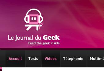 A vos bookmarks… ! Top blogs Wikio High-Tech mars 2011 - Le Journal du Geek