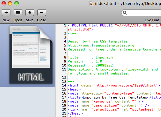 Comment faire pour utiliser Dropbox et héberger gratuitement un site Web - Ajout des pages pour le site
