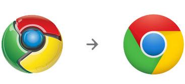 Google lance Chrome 11 et Chrome13 - Chrome 11 logo plat