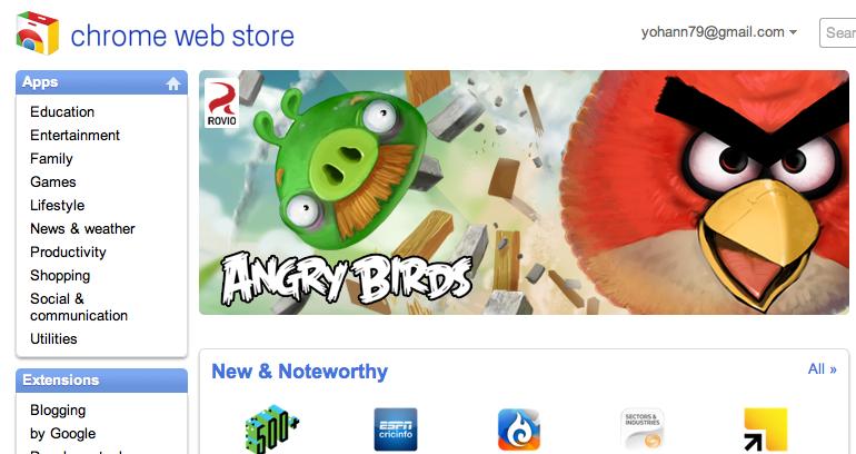 Google I/O : Ce qu'il faut savoir sur la deuxième journée - Angry Birds sur le Web