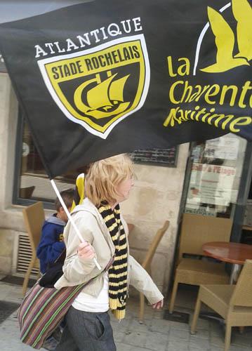 Mon retour sur le livetweet Orange de la dernière journée de Top 14 : Stade Rochelais - Bayonne  - Supporter Rochelais