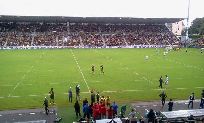 Mon retour sur le livetweet Orange de la dernière journée de Top 14 : Stade Rochelais - Bayonne  - Sortie de Combezou et Talès