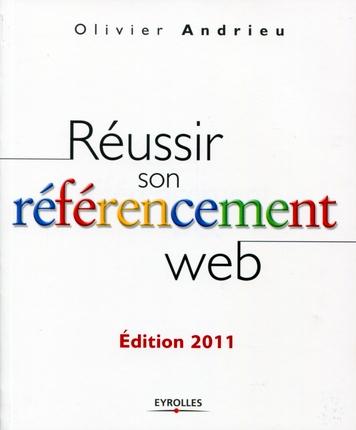 Anniversaire - J2 : Trois livres informatiques offerts par Eyrolles - Réussir son référencement web
