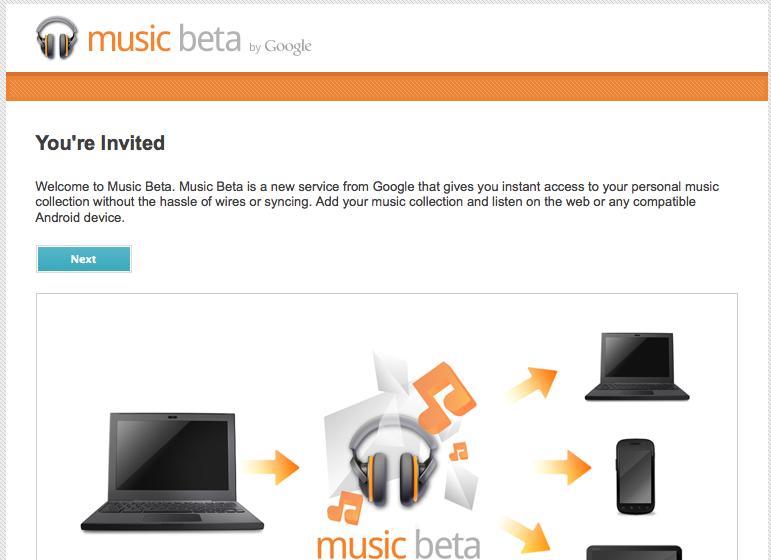 J'expérimente Google Music ! - Google Music sur le navigateur