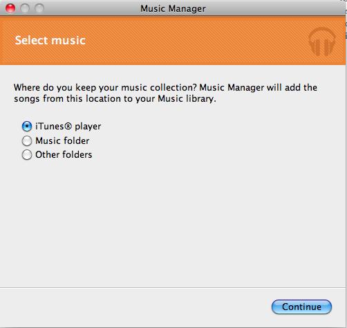 J'expérimente Google Music ! - Import depuis iTunes