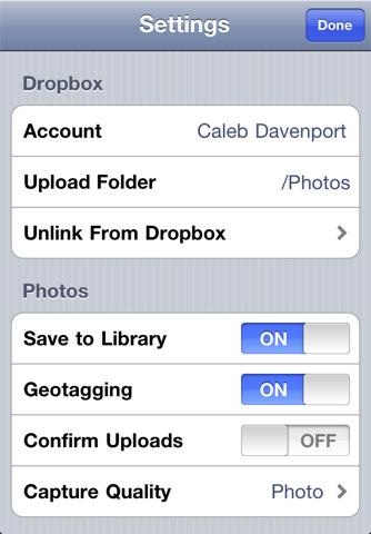 Pourquoi Dropbox veut vous localiser sur iPhone et iPad ?