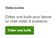 Débuter avec Google+, voici votre guide complet - Créer bulle Google+
