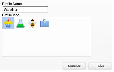 Google Chrome 14 : Gestion des profils utilisateurs simplifiée