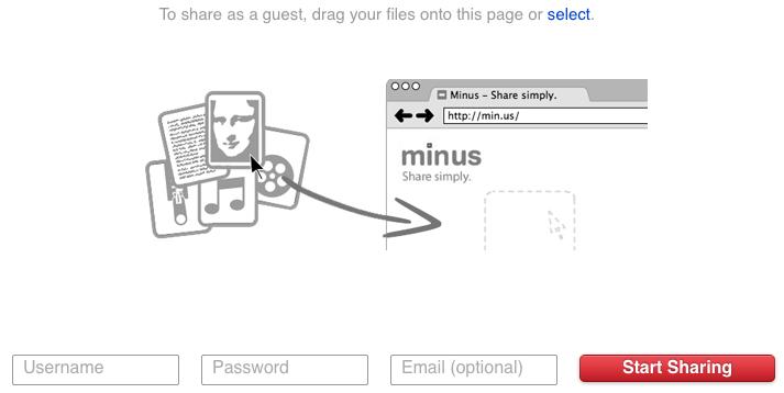 Sept très bonnes alternatives à Dropbox - Minus