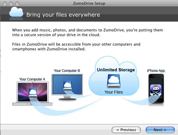 Sept très bonnes alternatives à Dropbox - ZumoDrive