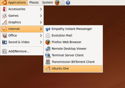 Sept très bonnes alternatives à Dropbox - Ubuntu One