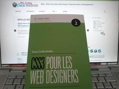 A Book Apart 1, 2 et 3 : HTML5 et CSS3 pour les Web Designers et Stratégie de Contenu Web - CSS3 pour les Web Designers