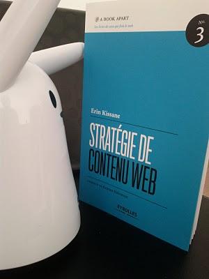 A Book Apart 1, 2 et 3 : HTML5 et CSS3 pour les Web Designers et Stratégie de Contenu Web - Stratégie de Contenu Web