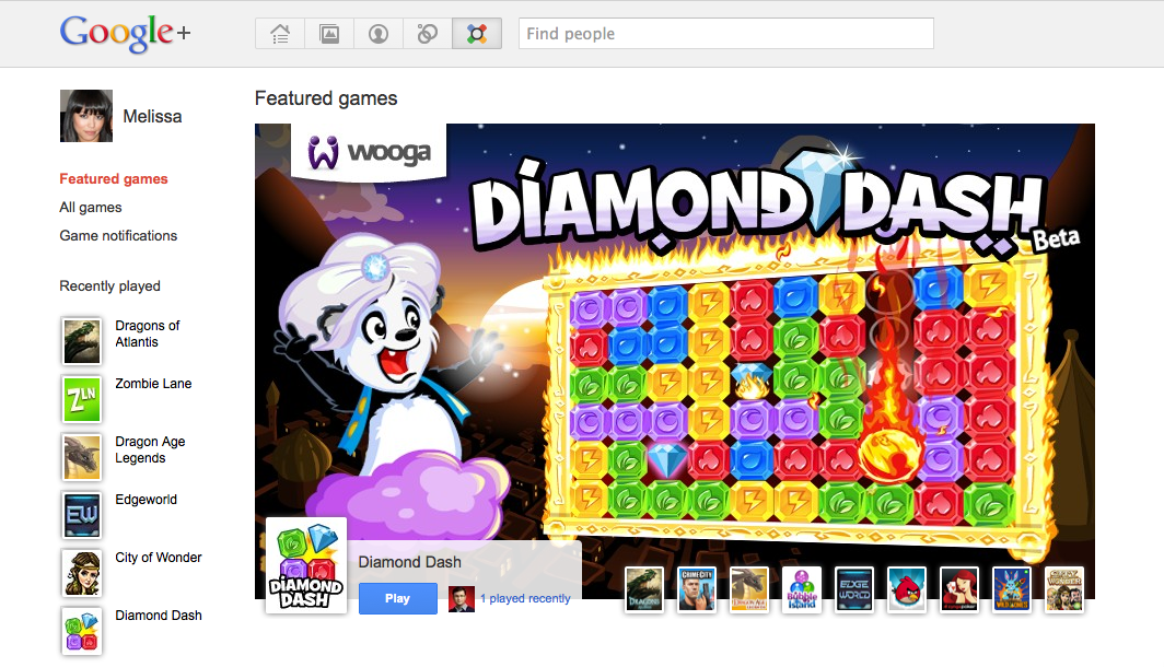 C'est officiel, Google Games va être ajouté à Google+ avec notamment Angry Birds ! - Lancement de Google+ Games