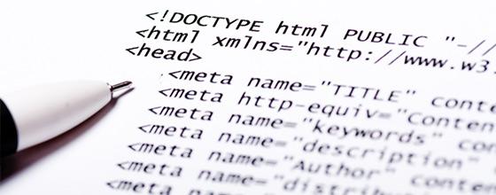 La structure d'une page HTML5 - HTML5