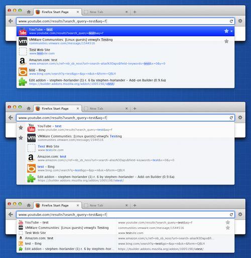 Les acteurs du Web en ont parlé [#5] - Firefox 10