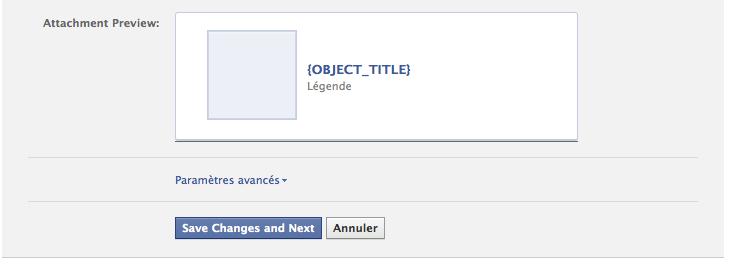 Comment activer la nouvelle 'Timeline' de Facebook ? - Sauvegarde des paramètres
