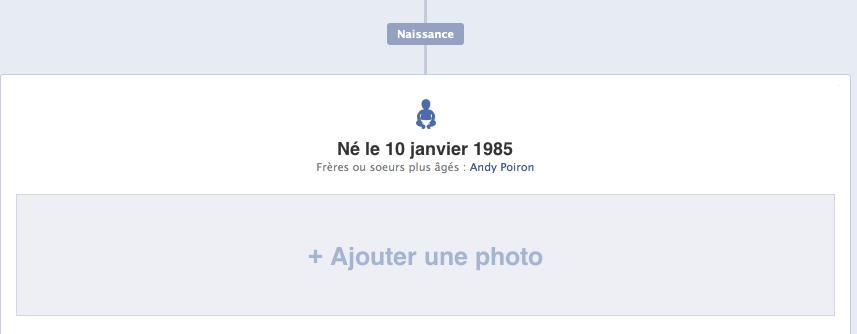 Facebook F8, tout ce que vous devez savoir ! Kriisiis vous livre son avis - Ajout photo dans la Timeline