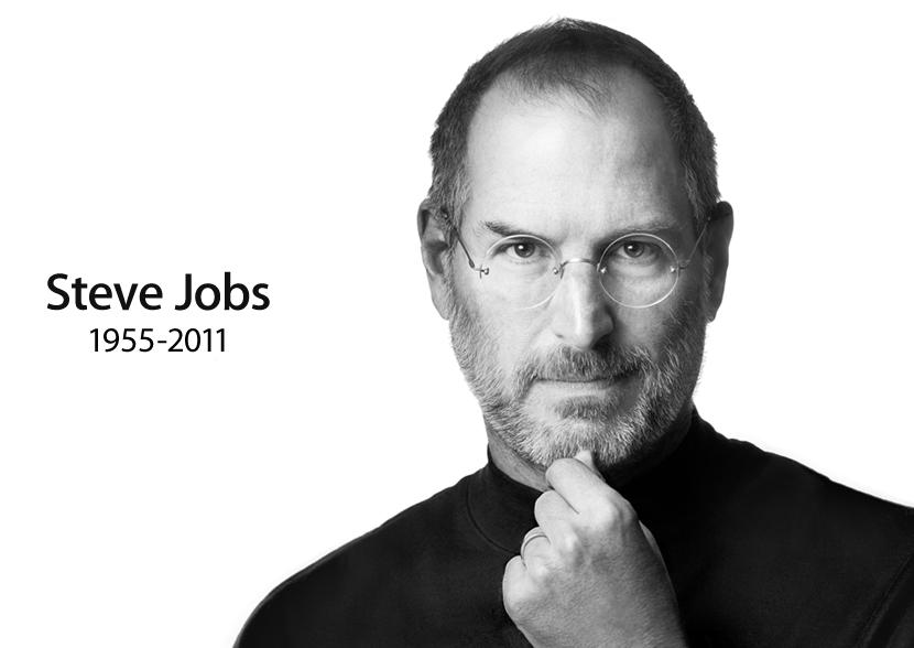 Adieu Steve Jobs ! Tu auras été mon visionnaire et mon génie...