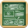 Administrer, éditer et développer ses sites depuis l'iPad - Sketchypad - Icône de l'application