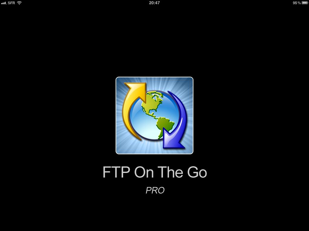 Administrer, éditer et développer ses sites depuis l'iPad - FTP On The Go PRO