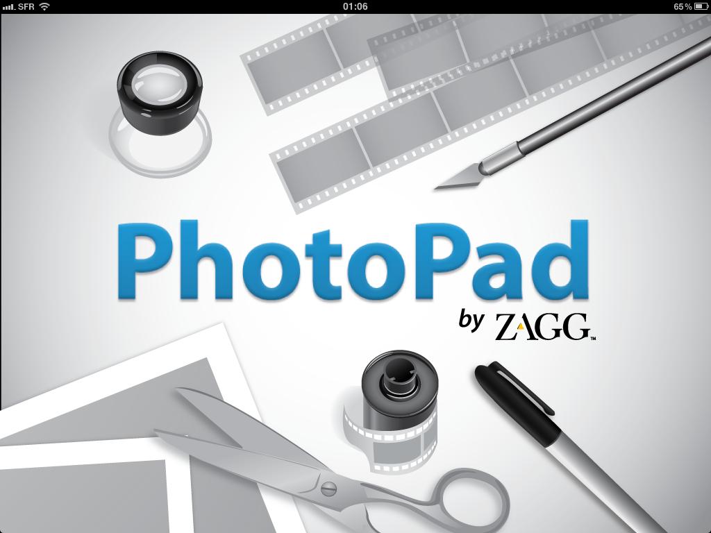 Administrer, éditer et développer ses sites depuis l'iPad - PhotoPad