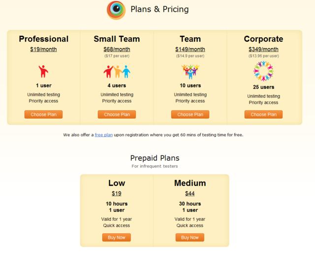 Découvrez BrowserStack.com, un outil formidable pour tester votre site Web efficacement - Prix et plans