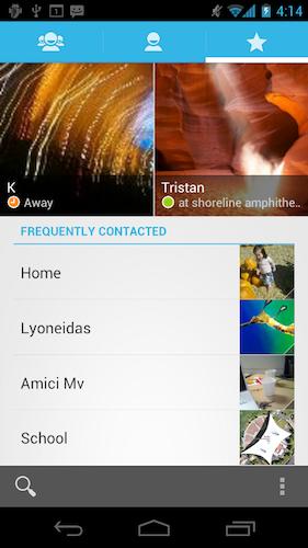 Google dévoile Android 4.0, et Samsung le Nexus Galaxy ! - Application People