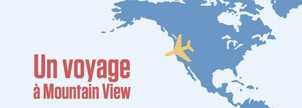 Google organise un concours pour les élections 2012 ! Venez créer votre application - Voyage au GooglePlex
