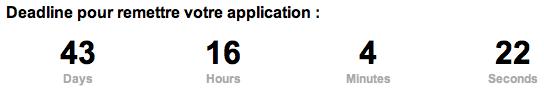 Google organise un concours pour les élections 2012 ! Venez créer votre application - Deadline pour remettre l'application