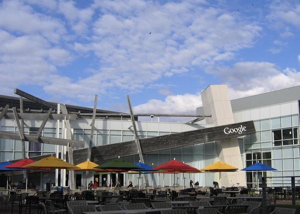 Google verse 100 millions de dollars pour des bureaux à Mountain View - Locaux Google