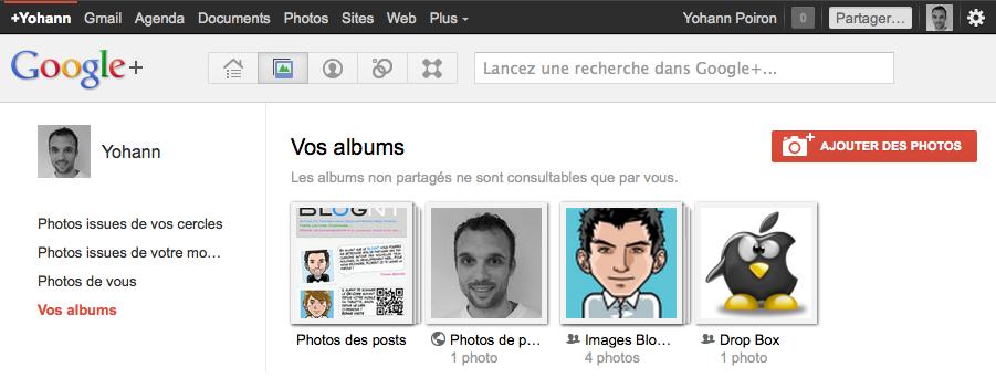 Picasa serait sur le point de devenir officiellement Google+ Photos ! - Google+ Photos