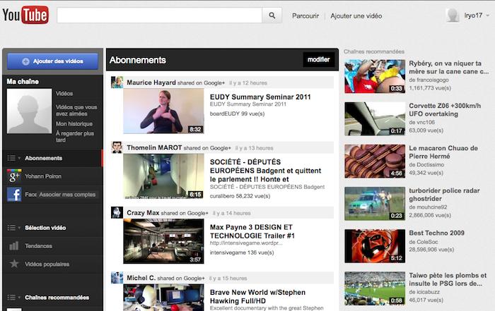 Comment activer la nouvelle version de Youtube ? - Nouvelle interface de Youtube